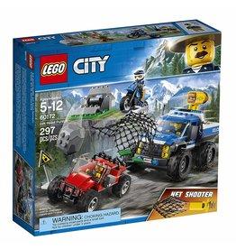 Lego Lego City Dirt Road Pursuit