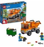 Lego Lego City Garbage Truck
