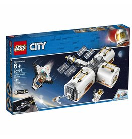 Lego Lego City Lunar Space Station