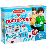 Melissa & Doug Get Well Doctor's Kit