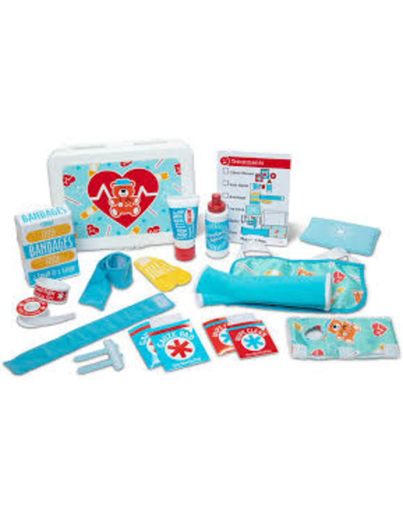 Melissa & Doug First Aid Playset