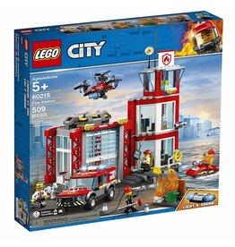 Lego Lego City Fire Station