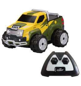 Kid Galaxy RC Off Road Truck - Yellow 2.4 Ghz