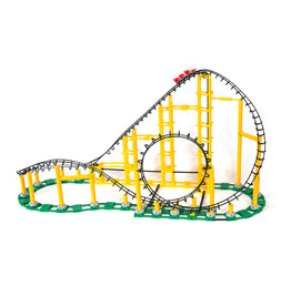 Coaster Dynamics Sidewinder Roller Coaster