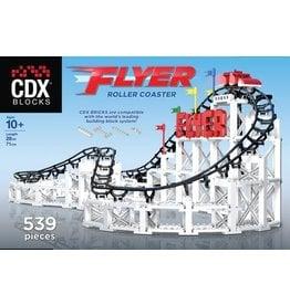 Coaster Dynamics Flyer Roller Coaster