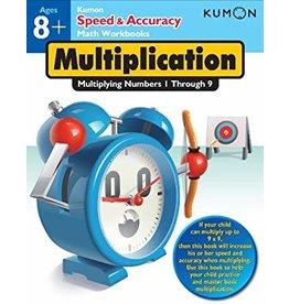 Kumon SPEED & ACCURACY - MULTIPLICATION