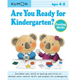 Kumon Are you ready for K PASTING SKILLS