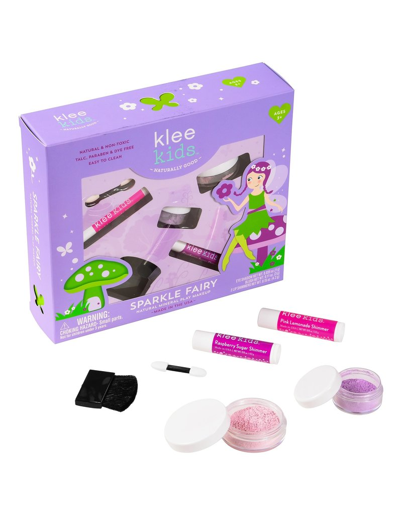 Klee Naturals Sparkle Fairy Natural Mineral Play Makeup