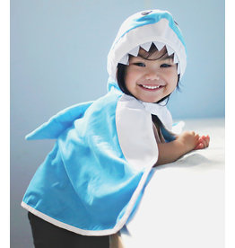 Creative Ed of CA Baby Shark Cape - size 2-3