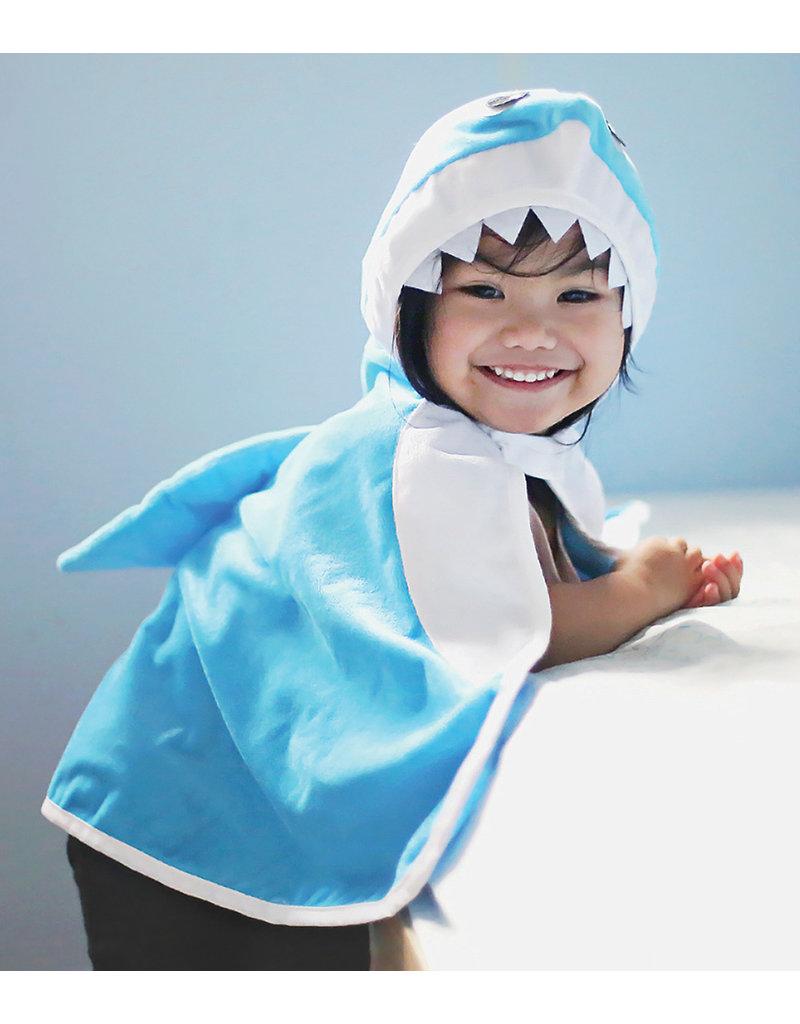 Creative Ed of CA Baby Shark Cape - size 2-3