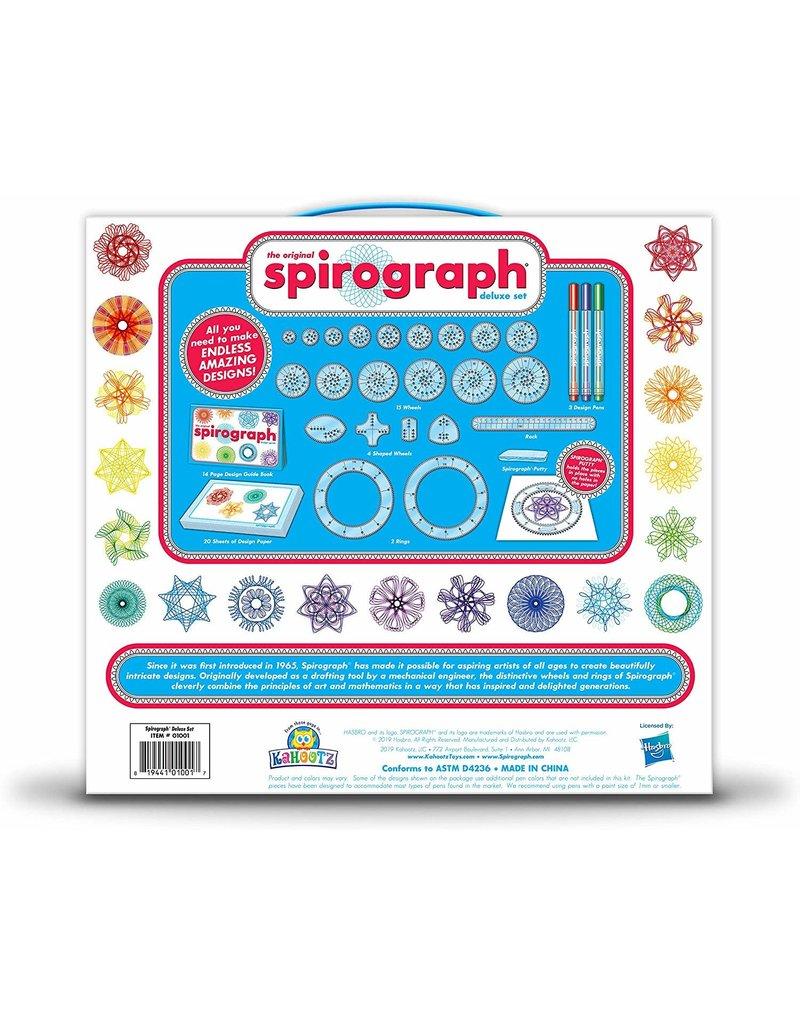 Kahootz Spirograph Deluxe Set