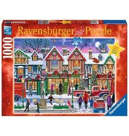 Ravensburger Christmas in the Square 1000 pc