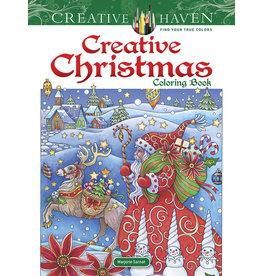 Dover Creative Christmas Coloring Book