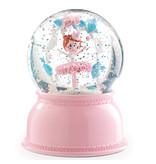 djeco Snowglobe Nightlights Ballerina