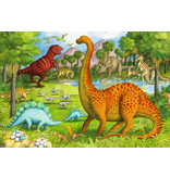 Ravensburger Dinosaur Pals 24 pc floor