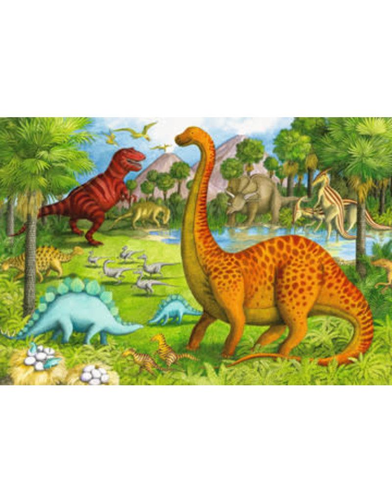 Ravensburger Dinosaur Pals floor puzzle