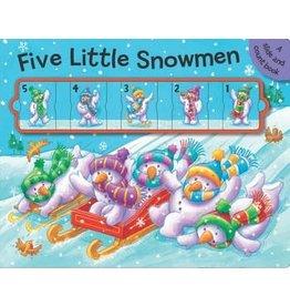 Simon & Schuster Five Little Snowmen