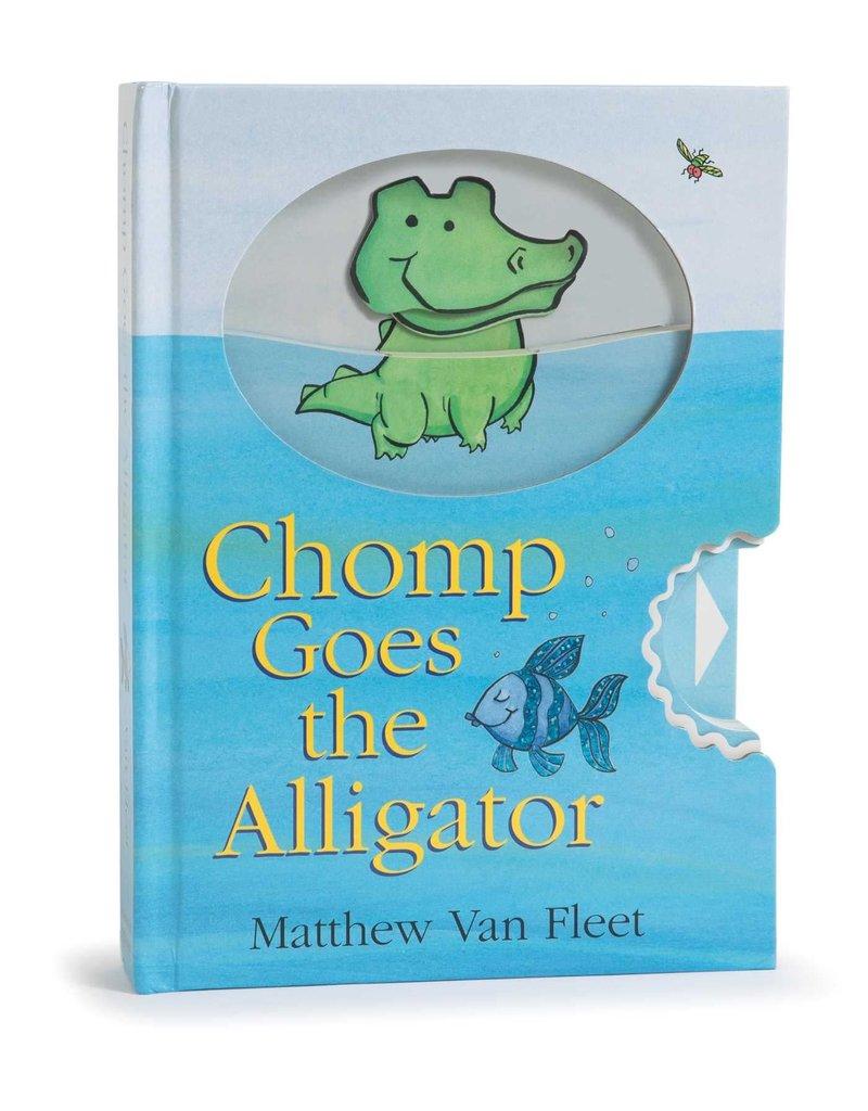 Simon & Schuster Chomp Goes the Alligator