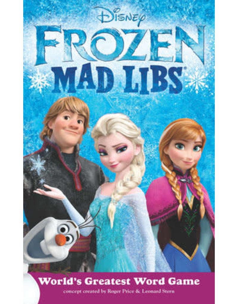 Penguin Frozen Mad Libs