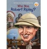 Penguin Randon House Who Was Robert Ripley?