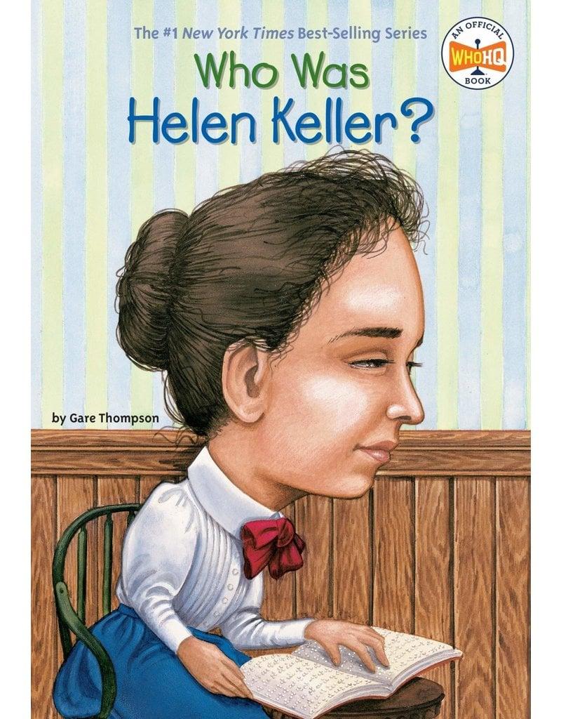Penguin Randon House Who Was Helen Keller?