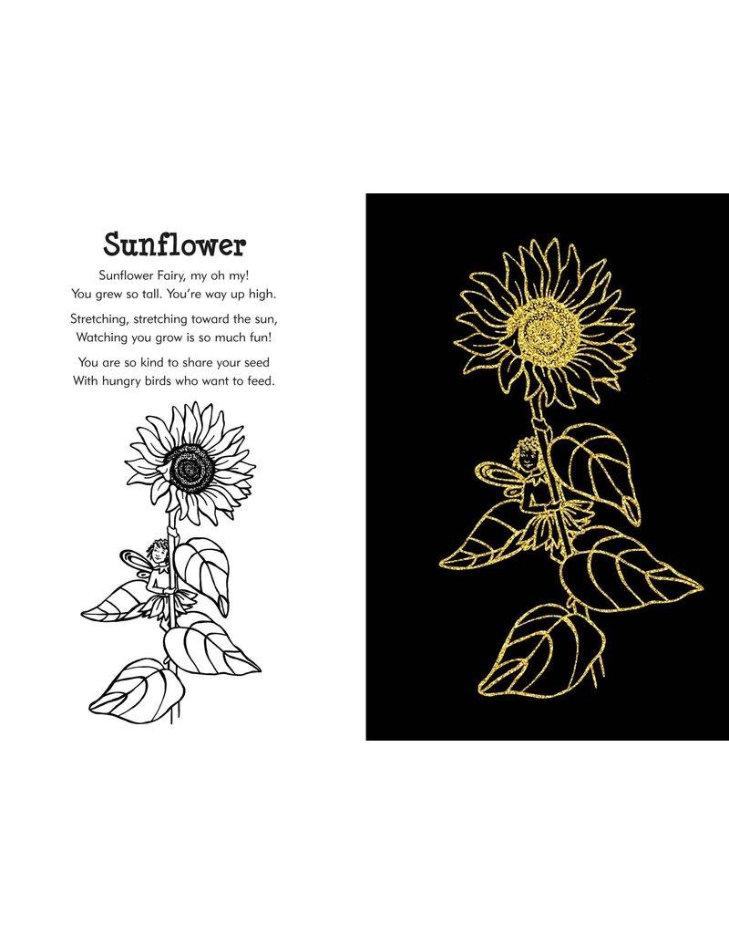 Peter Pauper Scratch & Sketch Garden Fairies