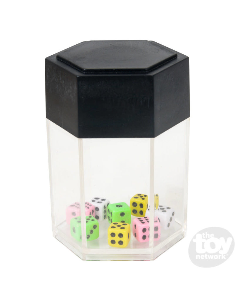 The Toy Network Dice Change Magic Trick