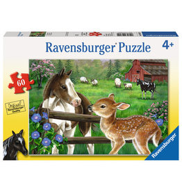 Ravensburger New Neighbors 60 pc
