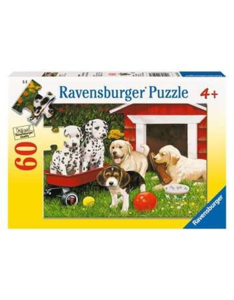 Ravensburger Puppy Party 60 pc