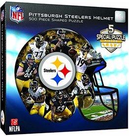 Masterpieces Puzzles Pgh Steelers Helmet Puzzle 500