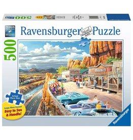 Ravensburger Scenic Overlook 500 pc XL