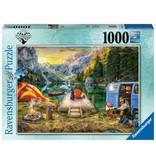 Ravensburger Calm Campsite 1000 pc