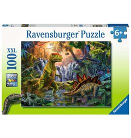 Ravensburger Dinosaur Oasis 100 pc