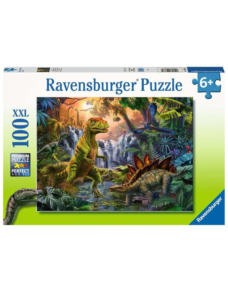 Ravensburger Prehistoric Oasis 100 pc