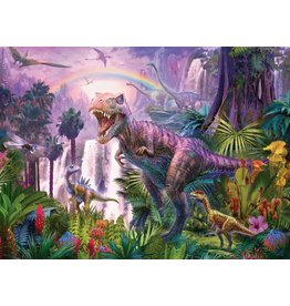 Ravensburger King of the Dinosaurs 200 pc
