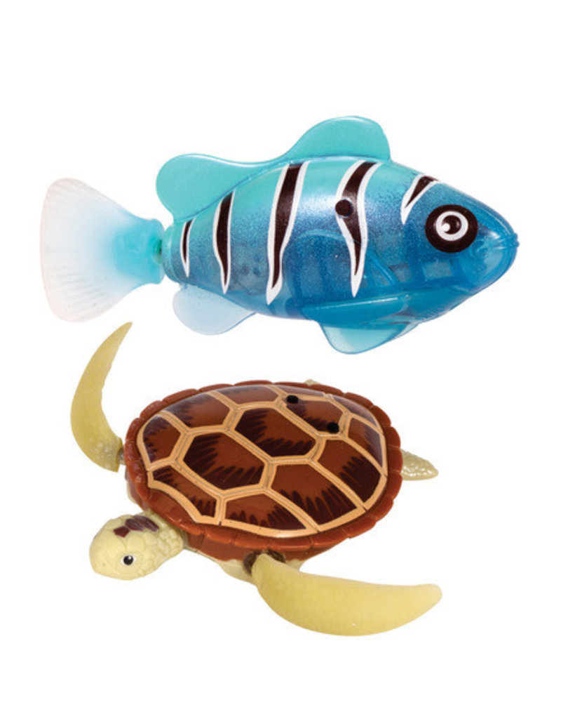 Schylling ROBO ALIVE Fish/Turtle