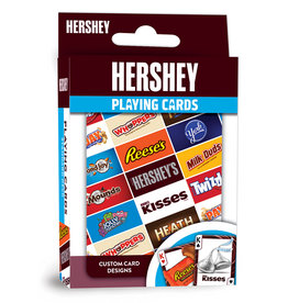 Masterpieces Puzzles Hershey Playing Cards