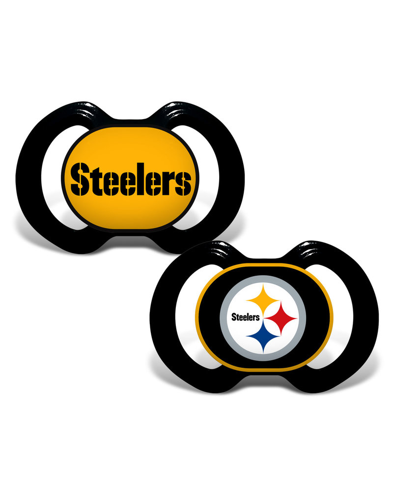 Masterpieces Puzzles Pgh Steelers Pacifiers