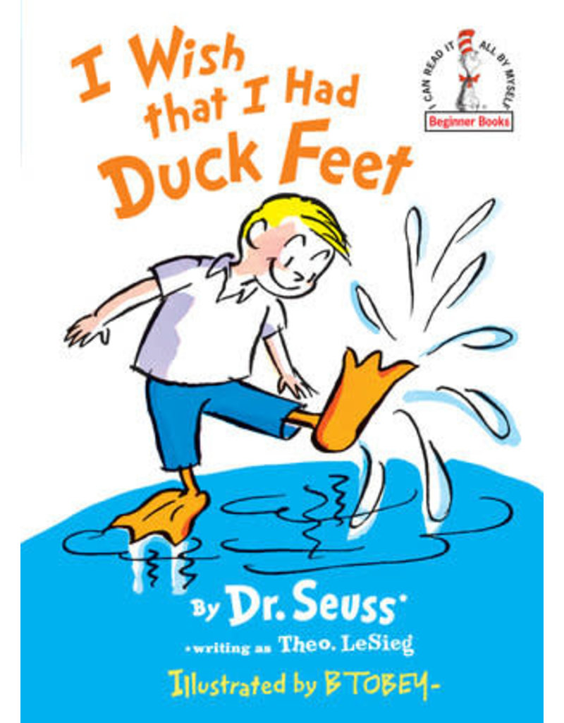 Random House I Wish I had Duck Feet