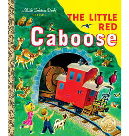 Random House The Little Red Caboose