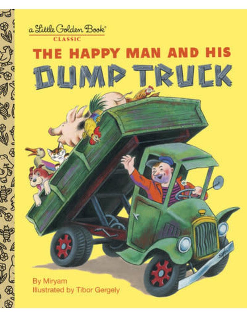 Random House The Happy Man & His Dump Truck