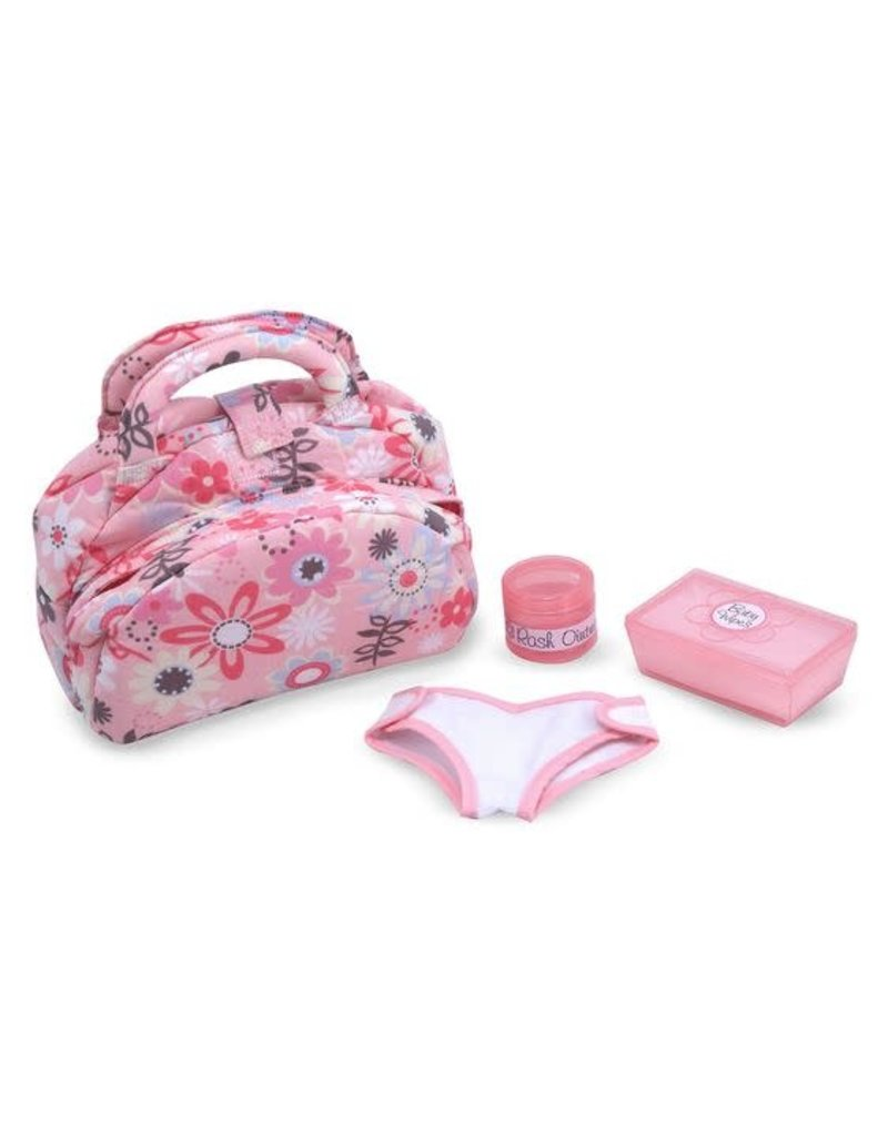 Melissa and Doug Baby Doll Diaper Changing Set