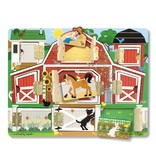 Melissa and Doug Magnetic Farm Hide & Seek