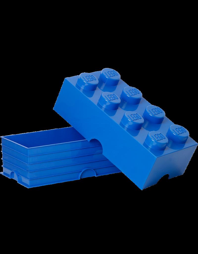 Lego LEGO STORAGE BRICK 8 Blue