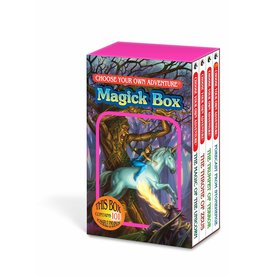 CHOOSECO Choose Your Own Adventure Magick Box