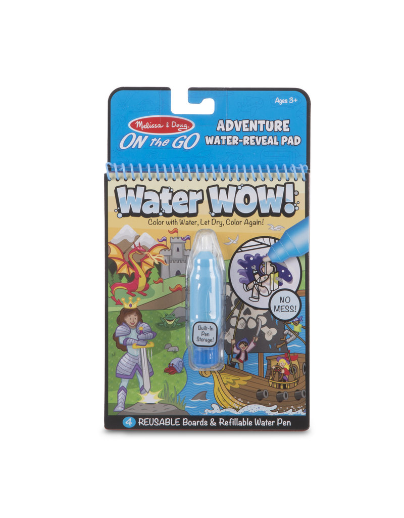 Melissa and Doug Water Wow Adventure