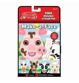 Melissa and Doug Make-a-Face Farm