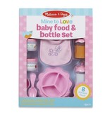 Melissa and Doug Baby Food & Bottle Set