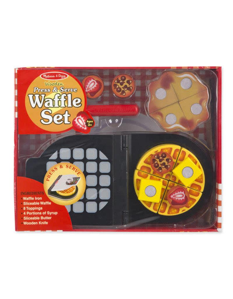 Melissa and Doug Waffle Set