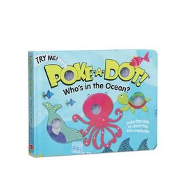 Melissa and Doug Who's in the Ocean Poke-a-Dot